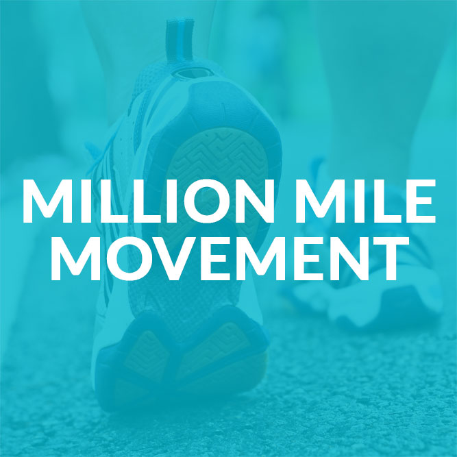 Million Mile Movement Graphic